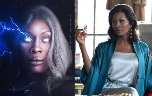 Fan muốn Marvel chọn nữ diễn viên chuyển giới này cho vai Storm của MCU