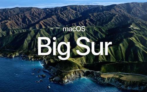Đây là macOS Big Sur, hệ điều hành với thiết kế mới cho người dùng Mac