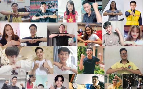 Lan toả năng lượng tích cực: Thử thách được nhiều nghệ sĩ Việt và cộng đồng thể thao thi nhau hưởng ứng