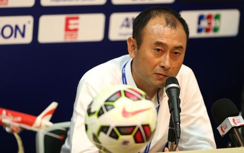 HLV Lee Tae Hoon: 'HAGL có nhiều cầu thủ giỏi'