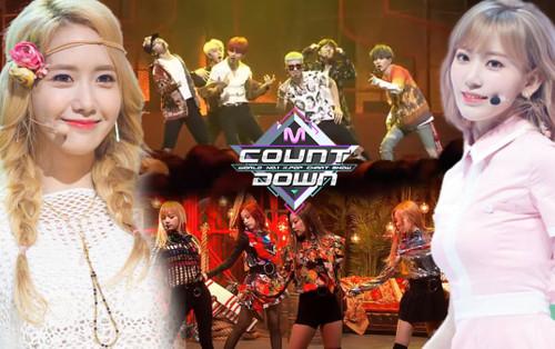 Toàn cảnh 'lễ hội mùa hè' M Countdown với dàn line up 'khủng' BTS, EXO, SNSD, BLACKPINK..., 'Secret Story Of The Swan' tiếp tục 'ôm trọn' chiếc cúp thứ 3 về cho IZ*ONE