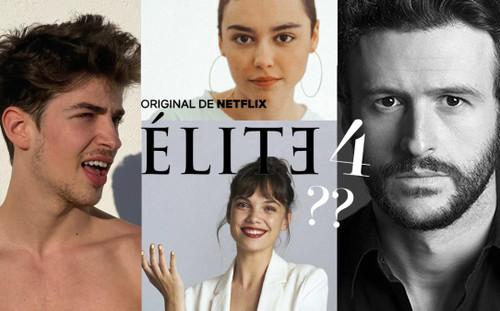 Diễn viên 'Elite 4': Lá xanh bông trắng, lại chen trai ngầu!