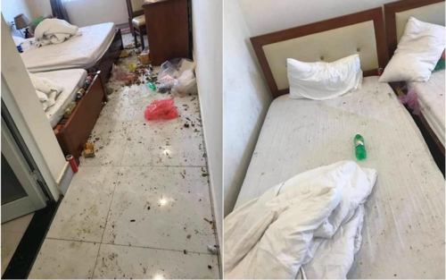Biến căn phòng khách sạn 'bẩn không thể tả', vị khách bí ẩn khiến dân tình sửng sốt: Làm sao ra nông nỗi này?