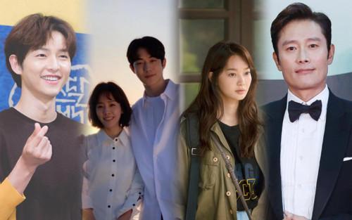 Phim của Song Joong Ki, Han Ji Min, Lee Byung Hun và Shin Min Ah bị hoãn vô thời hạn: Khủng hoảng nghiêm trọng!