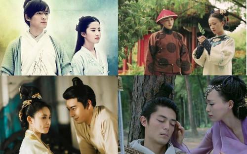 Những cặp đôi màn ảnh tạo nhiều tiếc nuối nhất: Hứa Khải - Ngô Cẩn Ngôn hay Trần Tinh Húc - Bành Tiểu Nhiễm?