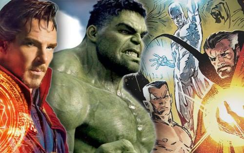 Doctor Strange sẽ sớm lập một nhóm Defenders mới toanh để bảo vệ trái đất