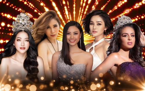 HOT: Miss Earth 2020 'cố chấp' thi online - Tân hoa hậu đăng quang được ship vương miện tận nhà