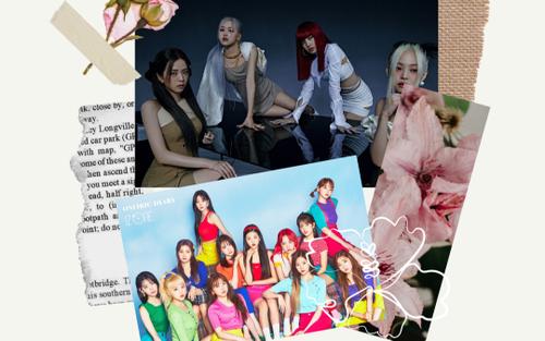 BXH thương hiệu nhóm nữ tháng 7: BlackPink dẫn đầu, IZ*ONE vượt mặt Twice