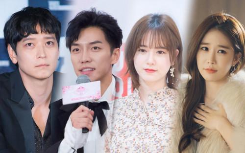 20 sao Hàn Quốc học giỏi đứng TOP 1 ở trường (P2): Từ Lee Seung Gi đến Goo Hye Sun - tài giỏi khó ai sánh bằng!