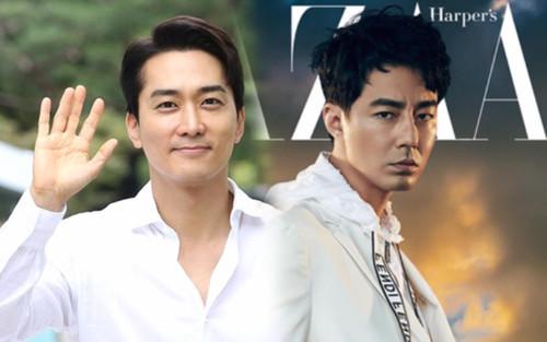 Song Seung Hun - Jo In Sung: Tài tử 'ế vợ' tuổi 40, hút hồn triệu trái tim phái nữ sau 20 năm 'Trái tim mùa Thu' và 'Classic'
