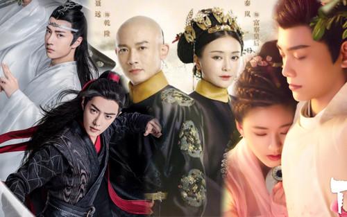 10 phim truyền hình Hoa Ngữ nổi đình nổi đám trong mùa hè qua các năm: Đa số thể loại cổ trang chiếm trọn danh sách