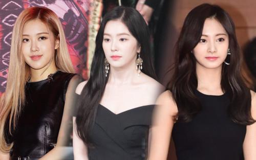 Sự khác biệt khi idol nhà SM, JYP và YG mặc váy đen: Nữ thần sẽ là ai?