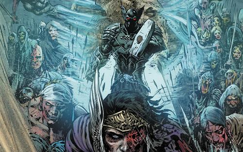 Golden Drachma: Vũ khí triệu gọi đội quân linh hồn của 'Thần Chiến Tranh' Batman