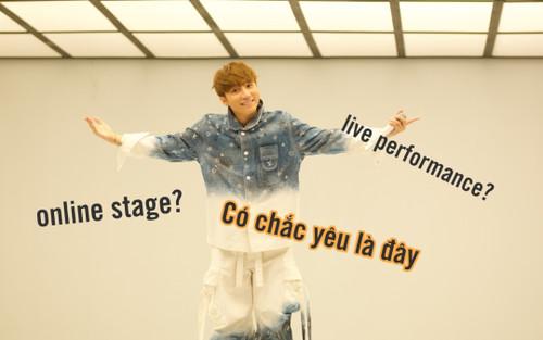 'Bỡ ngỡ' khi Sơn Tùng tung bản 'online stage' của #CCYLĐ, khán giả xem xong thắc mắc có chắc sân khấu diễn live là đây?