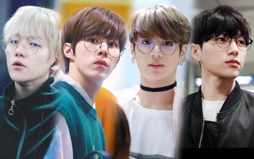 20 idol nam Kpop trở thành cực phẩm khi đeo mắt kính: Người ấy là ai?