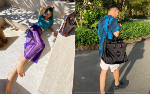 Quỳnh Anh Shyn cùng bạn trai tin đồn 'đưa nhau đi trốn' ở Phú Quốc?