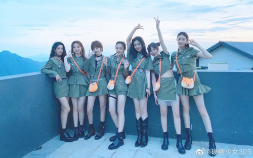 Thực lực của Bonbon Girls 303 gặp nhiều nghi ngờ khi đảm nhận vị trí đoàn nhận xét trong 'Chúng tôi nhiệt huyết'