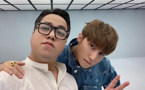 Tùng Leo đăng ảnh selfie cùng Sơn Tùng M-TP: Chợt nhận ra, bao sự kiện quan trọng đều có 'Song Tùng'!