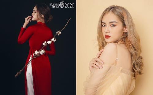 Hoa khôi ĐH Ngoại thương dự thi Hoa hậu Việt Nam 2020: Hút hồn với nét đẹp lai Tây, ứng cử viên sáng giá cho danh hiệu cao quý!