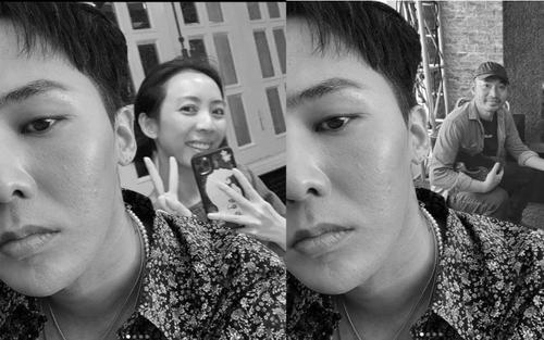 Vợ chồng Thu Trang và Tiến Luật bất ngờ trở thành 'đại sứ thiện chí' đón thăm G-Dragon tại Việt Nam