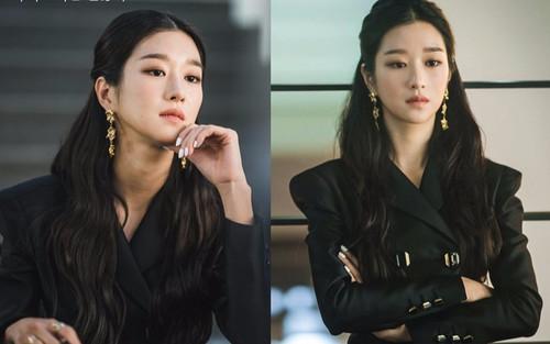 Mọt phim Hàn mê mệt kiểu tóc sang chảnh của 'nữ thần điên' Seo Ye Ji