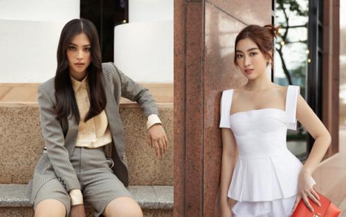 Hoa hậu Đỗ Mỹ Linh, Tiểu Vy bắt trend cực nhạy loạt xu hướng đình đám 2020