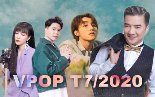 Nhắc đến Vpop tháng 7/2020, nhớ ngay Sơn Tùng đã 'cân' mọi mặt thành tích nhưng cũng đừng bỏ lỡ loạt MV hay ho chẳng kém này