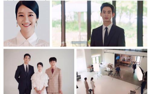 Knet đứng tim trước tạo hình 'con nhà giàu' của Kim Soo Hyun trong 'Điên thì có sao'