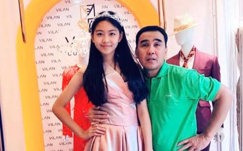 Con gái Lọ Lem nhà Quyền Linh khóc sưng mắt khi viết thư gửi ba nhân ngày sinh nhật