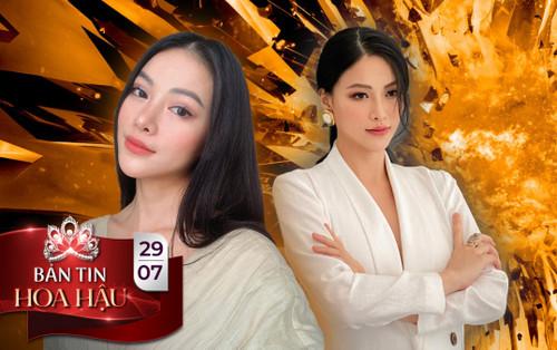 Miss Earth Phương Khánh hớp hồn fan với style 'nữ chủ tịch', chuẩn hoa hậu quốc tế vạn người mê
