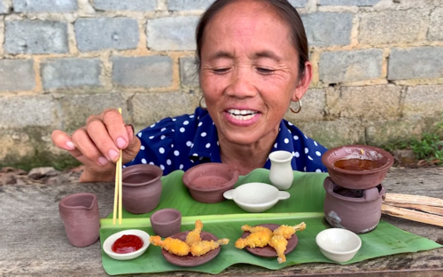 Bà Tân Vlog bỏ làm món 'siêu to khổng lồ', đi ngược thương hiệu để nấu món 'siêu nhỏ'