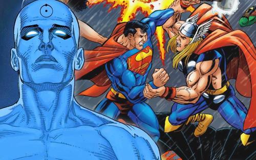 Superman có thể sẽ... choảng nhau với Thor trong tương lai?