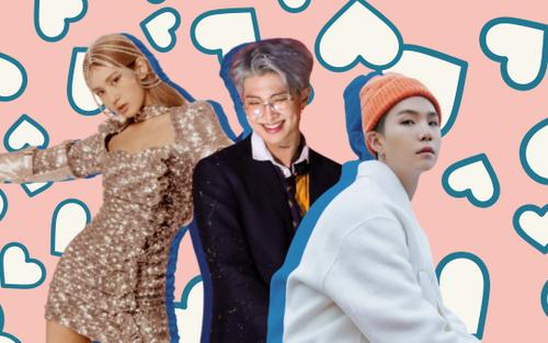 5 ngôi sao của Kpop thẳng thắn chia sẻ từng chia tay người yêu: Có tới hai thành viên của BTS
