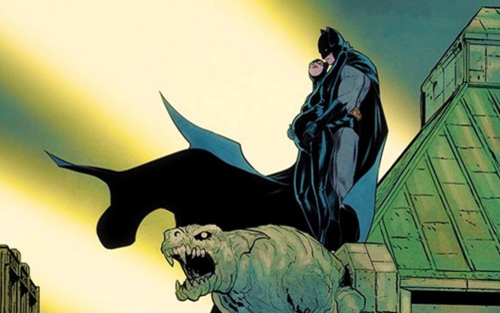 Con gái nhỏ của Batman và Catwoman chính là Batwoman tương lai?