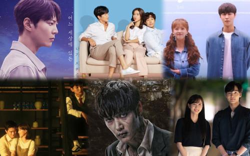 10 phim Hàn Quốc phát sóng vào nửa cuối tháng 8: Siêu phẩm mùa Hè từ tình cảm đến kinh dị, phá án và zombie!