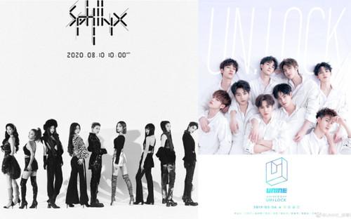 Điểm đánh giá album của sáu nhóm nhạc được debut từ chương trình thực tế: The9 thấp nhất, Unine gây bất ngờ với số điểm cao nhất