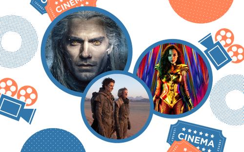 Tin tức điện ảnh: 'The Witcher 2' tiếp tục sản xuất, 'Wonder Woman 1984' và 'Dune' lại hoãn chiếu