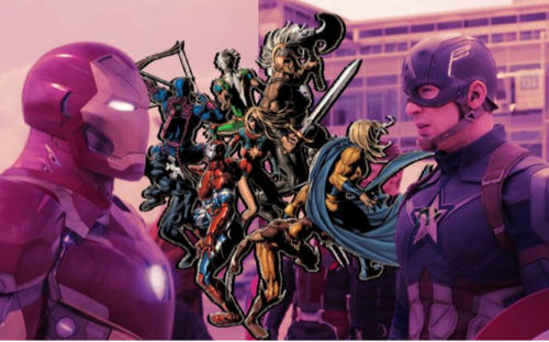 Sự kiện Civil War là tiền đề để những kẻ phản diện Dark Avengers ra đời