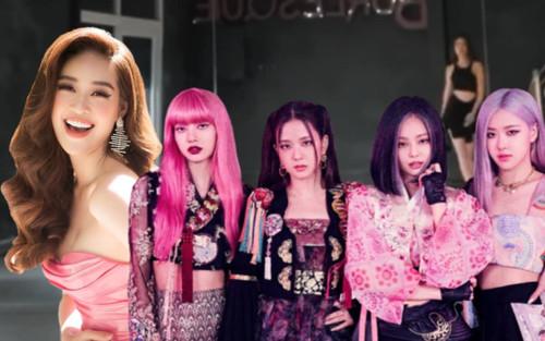 Ai bảo How You Like That chỉ là nhạc 'quẩy', Hoa hậu Khánh Vân còn đi catwalk cực 'gắt' trên hit của BlackPink thế này đây!