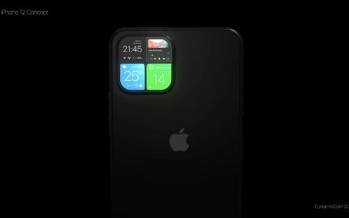 Cận cảnh iPhone 12 sở hữu 2 màn hình ấn tượng khiến ai cũng trầm trồ