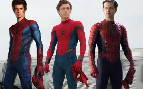 3 Spider Man cùng quy tụ trong một bức hình, liệu đây có phải là điều các fan hằng mong ước?