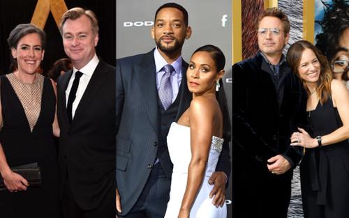 5 cặp đôi nổi tiếng và quyền lực của làng điện ảnh Hollywood