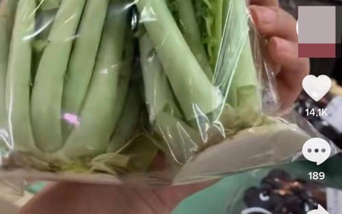 Loại củ người Việt Nam bỏ lá nhưng lại trở thành mặt hàng 'đắt giá' trong siêu thị Nhật Bản