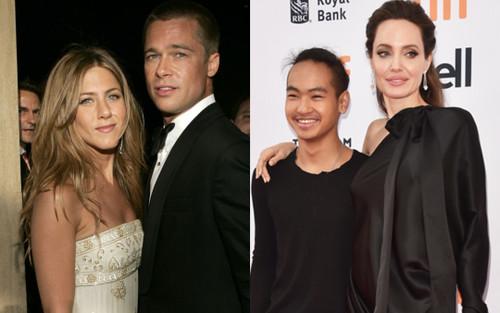 Brad Pitt tái ngộ vợ cũ Jennifer Aniston trên màn ảnh, Angelina Jolie toàn tâm lo cho con cái trong mùa dịch