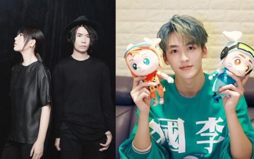 Nhóm nhạc Milk Coffee tố Hà Lạc Lạc (R1SE) đạo nhạc, fan mất mặt 'toàn tập' khi ra sức bảo vệ thần tượng
