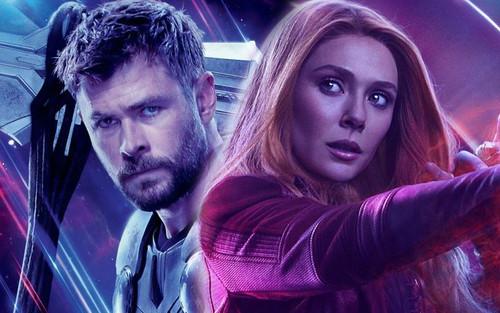 Scarlet Witch có thể nhấc chiếc búa Mjolnir của Thor mà không cần phải 'xứng đáng'