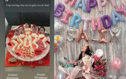 Hội bạn thân tề tựu dự sinh nhật Salim, Chi Pu góp mặt nhưng vắng bóng Quỳnh Anh Shyn