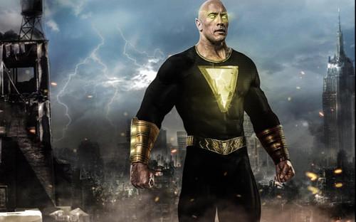 Dwayne 'The Rock' Johnson bất ngờ chia sẻ đoạn teaser của Black Adam - kẻ có thể khiến cả Superman lẫn Shazam phải chật vật