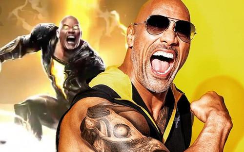 The Rock tuyên chiến với toàn bộ Justice League, tin rằng Black Adam sẽ đè bẹp tất cả