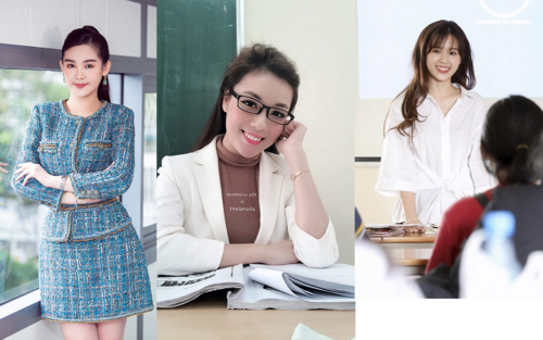 Học vấn 'khủng' cùng gu thời trang đứng lớp tinh tế của 3 nữ giảng viên 'hot' nhất hiện nay